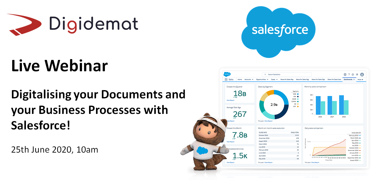 banner site SF 1 - SalesForce and Digidemat Webinar 25th of June 2020