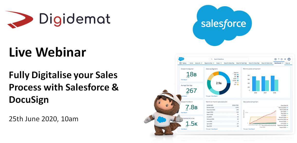banner site SF 2 - SalesForce and Digidemat Webinar 25th of June 2020