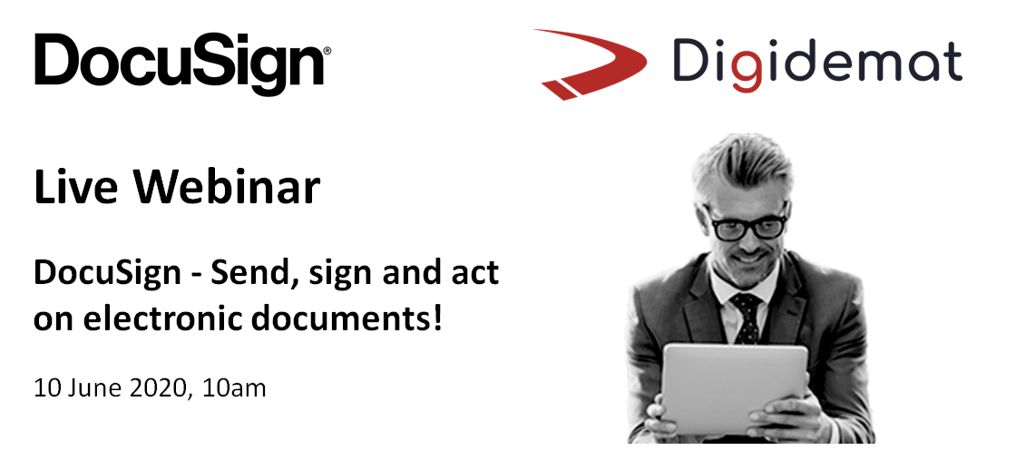 banner site - DocuSign and Digidemat Webinar 10th of June 2020