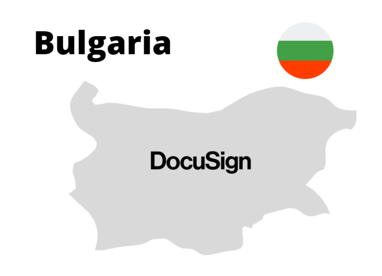 DocuSign in Bulgaria - DocuSign in Bulgaria