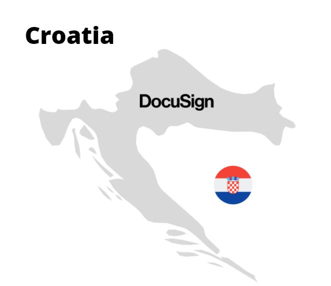 DocuSign Croatia - DocuSign in Croatia