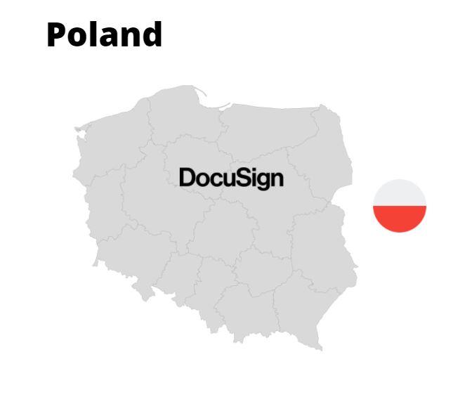 DocuSign Poland - DocuSign in Poland
